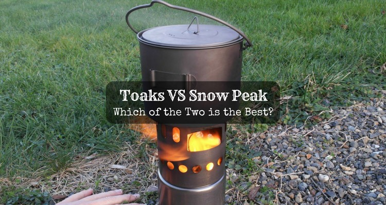 toaks vs snow peak