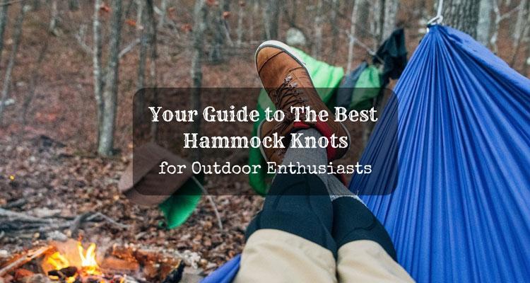 best hammock knot
